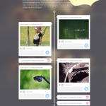 Photography Portfolio Website Template PSD