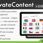 [Get] PrivateContent v5.22 – Multilevel Content Plugin