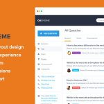 [Get] QAEngine v2.0.1 – Question and Answer WordPress Theme