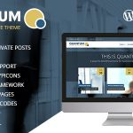 [Get] QUANTUM v1.9.6 – Responsive Business WordPress Theme