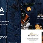 [Get] ROSA v2.1.5 – An Exquisite Restaurant WordPress Theme