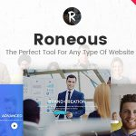 [Get] Roneous v1.1 – Creative Multi-Purpose WordPress Theme