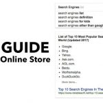 The Ultimate On-Site SEO Guide for Your Online Store