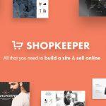 [Get] Shopkeeper v1.6.2 – Responsive WordPress Theme