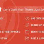 [Get] Sneeit v3.1 – WordPress Theme Framework for Developers