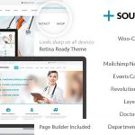 [Get] Download SoulMedic v1.7 WordPress Theme