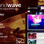 [Get] SoundWave v2.2 – The Music Vibe WordPress Theme