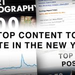 Top Content to Write in the New Year