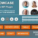 [Get] Team Showcase v1.6.2 – WordPress Plugin