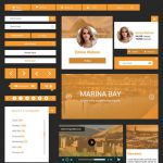 The Equity UI Kit Free PSD