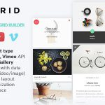 [Get] The Grid v1.4.0 – Responsive WordPress Grid Builder