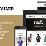 [Get] The Retailer v2.5.3 – Responsive WordPress Theme