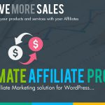 [Get] Ultimate Affiliate Pro v2.1 WordPress Plugin Nulled
