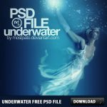 Underwater Free PSD File