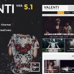 [Get] Valenti v5.1.1 – WordPress HD Review Magazine News Theme