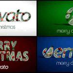 [Get] VideoHive Christmas Logo 3607508