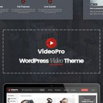 [Get] VideoPro v1.3 – Video WordPress Theme