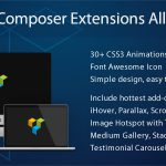[Get] Visual Composer Extensions All in One v3.4.5