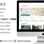 [Get] WP Residence v1.16.2 – Real Estate WordPress Theme