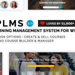 [Get] WPLMS v2.4.1 – Learning Management System