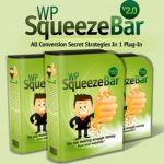 [GET] WP Squeeze Bar V2.0 – Increase Your Website's Revenue And Customers!