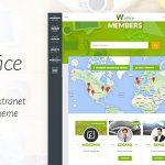 [Get] Woffice v1.8.0 – Intranet/Extranet WordPress Theme