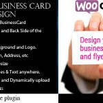[Get] WooCommerce Business Card & Flyer Design v3.1