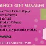 [Get] WooCommerce Gift Manager v2.2
