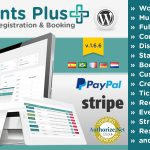 [Get] WordPress Events Calendar Registration & Booking v1.6.6