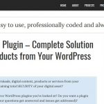 [Get] WordPress eStore Plugin v7.4.3 – Complete Solution to Sell Digital Products