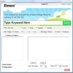 [GET] Fiverr Mass Messaging Bot With Source
