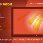[Get] Extended Tags Widget v1.2.3 – WordPress Premium Plugin