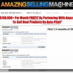 [GET] Amazing Selling Machine – $100,000 Per Month System!