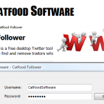 [GET] Catfood Follower – Best Twitter Tool