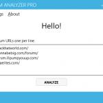 [GET] Forum Analyzer Pro v1.0.0.3