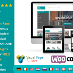 [Get] FlatMarket v1.9 – Multi-Purpose WooCommerce theme + RTL
