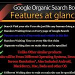 [GET] Google Organic Seach Traffic Bot – Nulled