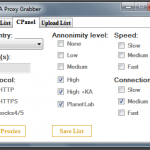 [GET] HMA Proxy Grabber 2.0