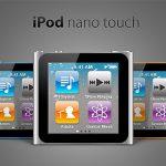 iPod Neno Touch Free PSD