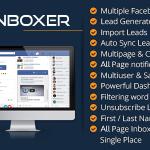 [GET] FB Inboxer Cracked – Master Facebook Messenger Marketing Software