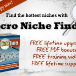 [GET] Micro Niche Finder + Registration Code- The Keyword Tool For Internet Marketers