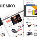 [Get] Orienko v1.3.2 – WooCommerce Responsive Digital Theme