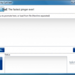[GET] Pinger Jeet – The fastest pinger on the Internet!