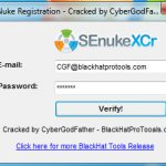 [GET] SENukeXCR 3.1.65 by CyberGodFather Portable