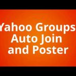 [GET] Yahoo Groups Auto Join and Poster – Huge Traffic For Your Website!