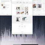 Brendon – Minimal Personal Blog Portfolio HTML Template by SkillTeam Menu Cart