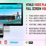 [Get] Video Player & FullScreen Video Bgd. v1.4 – WP Plugin