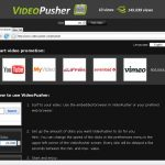 [GET] Video Pusher – Increase Your Views With Only One Click!