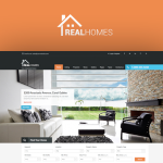 [Get] Real Homes v2.6.3 – WordPress Real Estate Theme