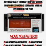 [GET] Mass Video Genrator ELITE 3.7.4 > WORKING <